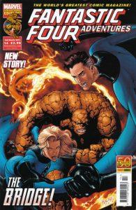 Fantastic Four Adventures #14 (2011)