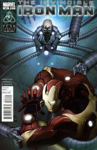 Invincible Iron Man #502 (2011)