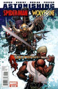 Astonishing Spider-Man & Wolverine #5 (2011)