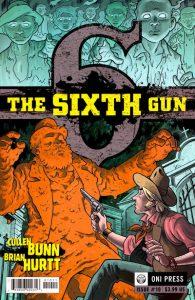 The Sixth Gun #10 (2011)