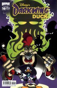 Darkwing Duck #10 (2011)