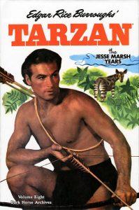 Edgar Rice Burroughs' Tarzan: The Jesse Marsh Years #8 (2011)