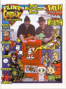 Flint Comix & Entertainment #23 (2011)