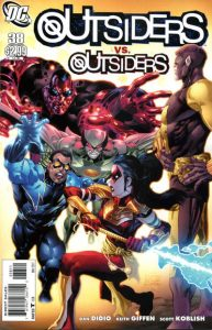 The Outsiders #38 (2011)