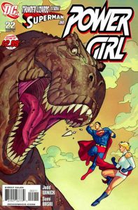 Power Girl #22 (2011)
