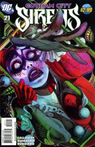 Gotham City Sirens #21 (2011)
