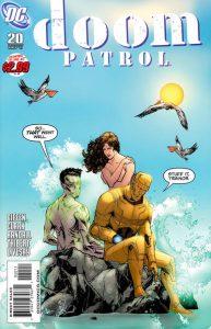 Doom Patrol #20 (2011)