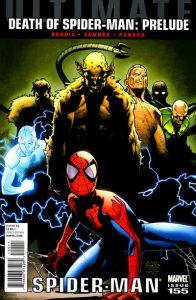Ultimate Comics Spider-Man #155 (2011)