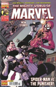The Mighty World of Marvel #19 (2011)