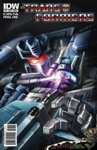 The Transformers #17 (2011)