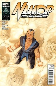 Namor: The First Mutant #8 (2011)