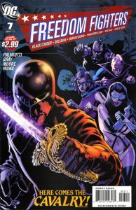 Freedom Fighters #7 (2011)