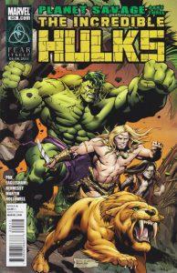 Incredible Hulks #625 (2011)