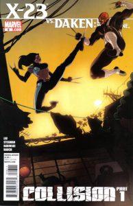 X-23 #8 (2011)