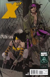 X-23 #7 (2011)