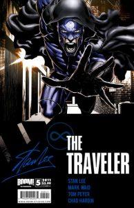The Traveler #5 (2011)