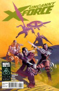 Uncanny X-Force #6 (2011)