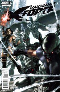 Uncanny X-Force #5.1 (2011)
