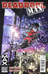 Deadpool Max #6 (2011)