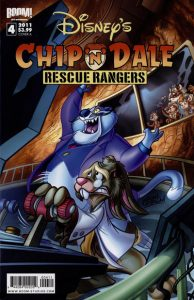Chip 'n' Dale Rescue Rangers #4 (2011)