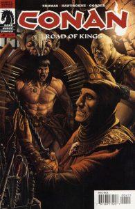 Conan: Road of Kings #4 (2011)