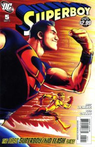 Superboy #5 (2011)