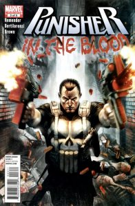 Punisher: In the Blood #3 (2011)