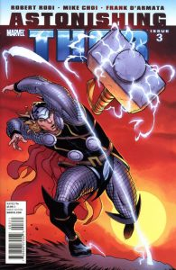 Astonishing Thor #3 (2011)