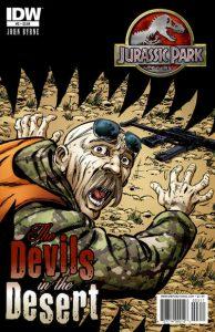 Jurassic Park: The Devils in the Desert #3 (2011)
