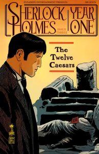 Sherlock Holmes: Year One #3 (2011)