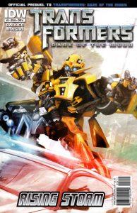 Transformers: Rising Storm #2 (2011)