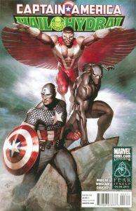 Captain America: Hail Hydra #3 (2011)