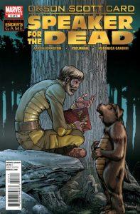 Orson Scott Card's Speaker for the Dead #3 (2011)