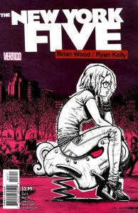 The New York Five #3 (2011)