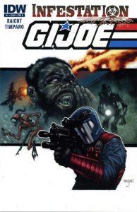 G.I. Joe: Infestation #1 (2011)