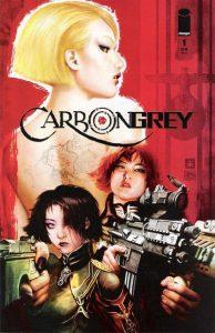 Carbon Grey #1 (2011)