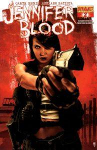 Jennifer Blood #2 (2011)