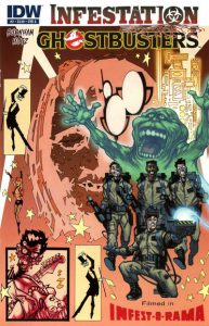 Ghostbusters: Infestation #2 (2011)