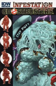 Ghostbusters: Infestation #1 (2011)