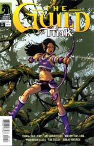 The Guild: Tink #[nn] (2011)