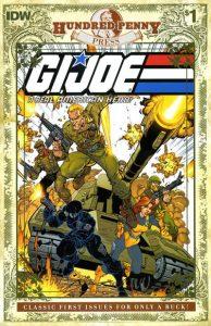 Hundred Penny Press: G.I. Joe: Real American Hero #1 (2011)
