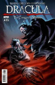 Dracula: The Company of Monsters #8 (2011)
