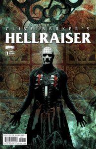 Clive Barker's Hellraiser #1 (2011)