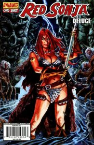 Red Sonja: Deluge #[nn] (2011)