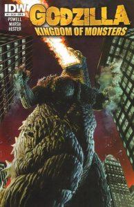 Godzilla: Kingdom of Monsters #1 (2011)