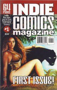 Indie Comics Magazine #1 (2011)