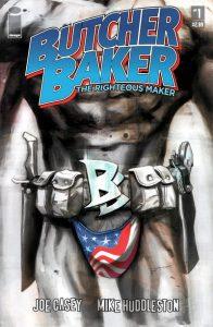 Butcher Baker, the Righteous Maker #1 (2011)