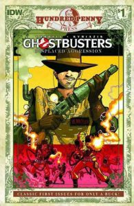 Hundred Penny Press: Ghostbusters: Displaced Aggression #1 (2011)