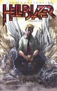 John Constantine, Hellblazer #1 (2011)