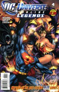 DC Universe Online Legends #4 (2011)